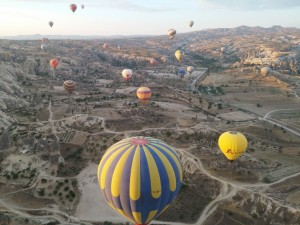 Cappadocia blog
