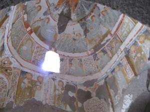 Goreme Cave church