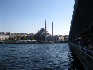 Cruise on the Bosphorus
