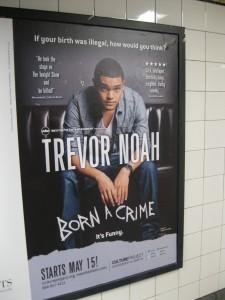 Trevor Noah Poster