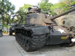 Tanker - War Remnants Museum
