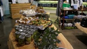 Smorgasbord of Wraps, Paninis, Salads and Bakes