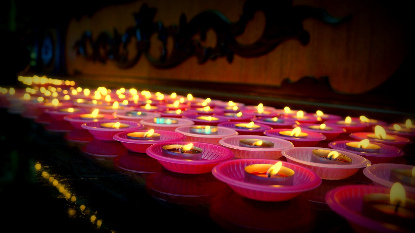 Ceremony of light and Peace