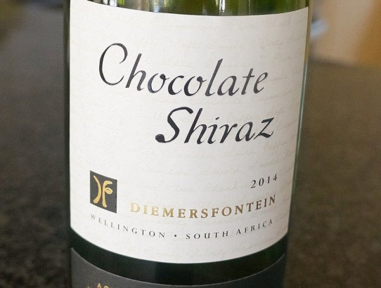 Chocolate Shiraz