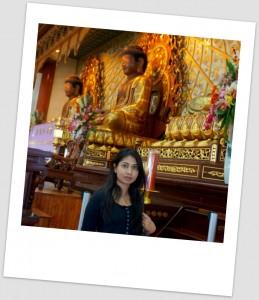 Main Shrine Nan Hua Temple
