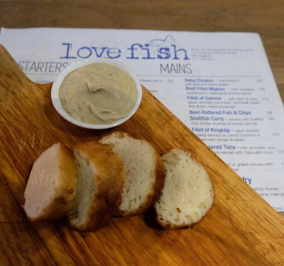 Love Fish Restaurant Morningside